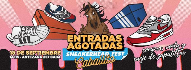 Sneakerhead Fest Argentina
