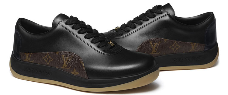 Supreme x Louis Vuitton Sport Sneaker - Black