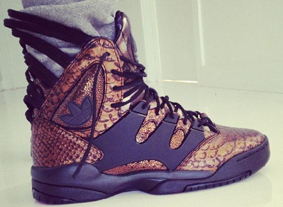 Teyana Taylor x Adidas