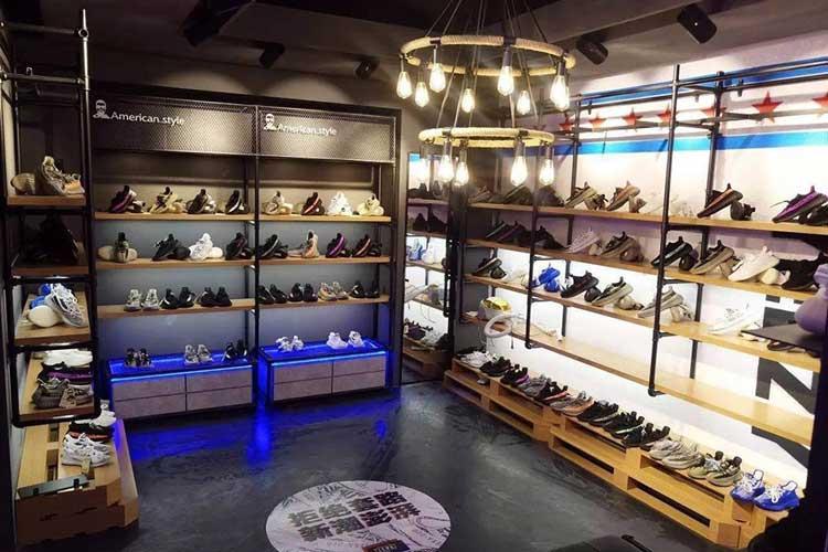 La primer tienda Yeezy del mundo