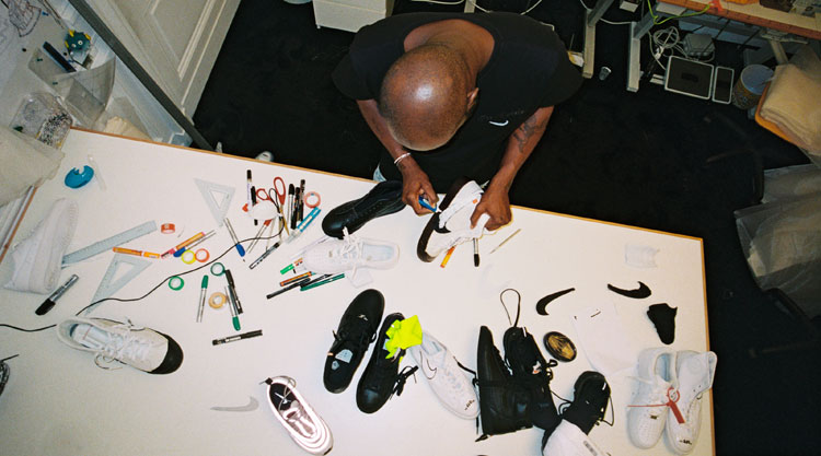 Virgil Abloh x Nike - The Ten