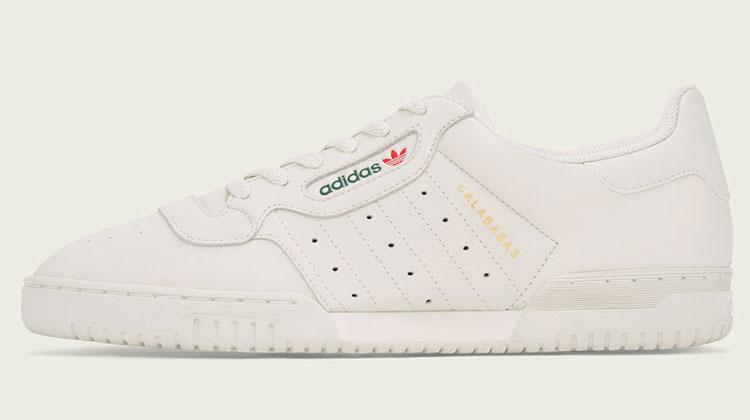 adidas Yeezy Powerphase Calabasas - Blanco