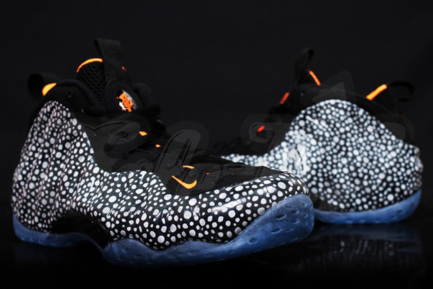 Nike Air Foamposite One - Safari