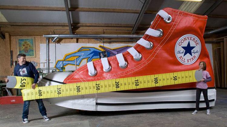 Zapatillas talles grandes en Argentina